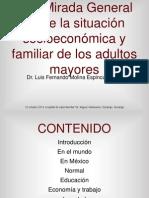La vejez en México