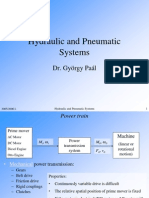 Hydraulics and pneumatic system
