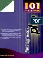 101 Tips & Trik Pemrograman PHP
