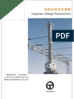 Capacitor Voltage Transformer