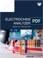 Electrochemical Analyzer