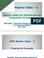 Master Data for SCM 2