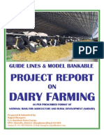 Project Profile -Dairy Farm Management