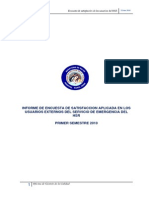 Informe Servqual Sem i