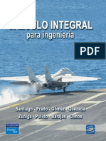 Calculo Integral Para Ingenieria - Santiago Et Otros