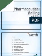 Pharmaceutical Selling Skills
