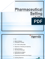 Pharmaceutical Selling Skills