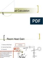 3- Cooling Load Calculation