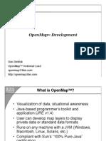 OpenMap Development