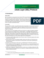 SSL Protocol basics