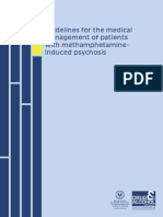 Psychosis Guidelines