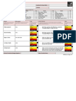 loc risk assessment sheet 11