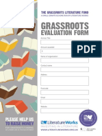 LW Grassroots Evaluation Form