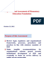 Elementary Education Foundations