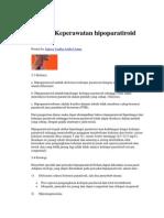 Asuhan Keperawatan hipoparatiroid