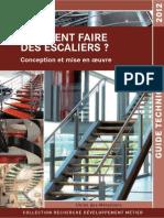 Sommaire Guide Escalier BD
