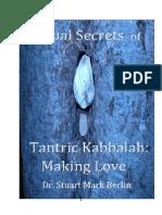 Sexual Secrets of Tantric Kabbalah