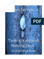 Sexual Secrets of Tantric Kabbalah