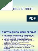 CICLURILE DURERII