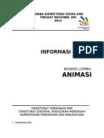 Informasi lomba 2013