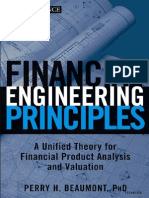 Financial Engineering Principles - Perry Beaumont