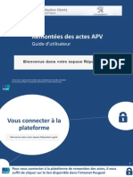 Remontée des actes APV- 20130916 .pptx
