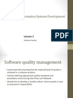 Software Quality .Ppt
