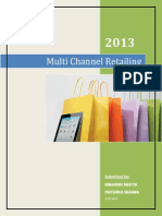 Multi Channel Retailing Assignment