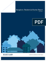 Bangalore Residential Report May 2012