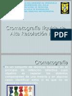 Seminario de Cromatografía líquida