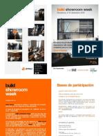Build Showroom Week 2013 (bases de participación)