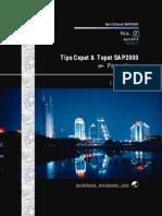 Tips and Trik SAP 2000 edisi 2