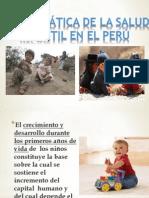 P-1. Problematica de La Salud Infantil 2013