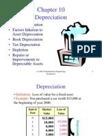 Depreciation Ch 10