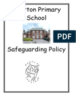 Safeguarding Policy at Shotton Primary School
