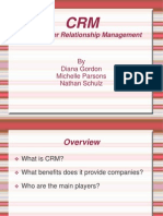 crm_10 - Customer relationship management