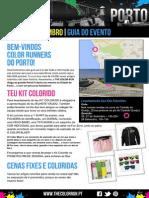Guia Do Evento Color Run