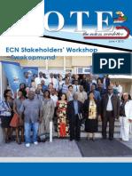 Vote - The Namibian Voter's Newsletter - June 2013 edition