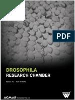 Drosophila Research Chamber