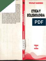 Pannenberg_Ética y Eclesiología
