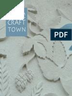 Farnham Craft Town Leaflet