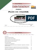 Plan de Mejora 2 Eti 08 Minatitlan Veracruz