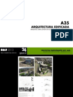 A35 - ARQUITECTURA EDIFICADA