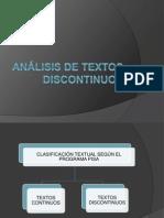 44016608 Analisis de Textos Discontinuos