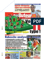 LE BUTEUR PDF du 23/07/2009