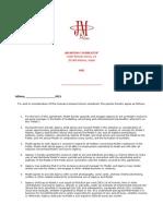 JM Contract (English Version)