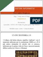 Reti e sistemi informativi