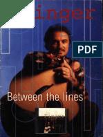 Fingerstyle - Peter Finger - Between the Lines