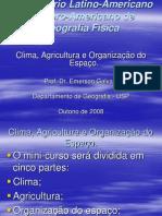 Climatologia I Minicurso Santa Maria