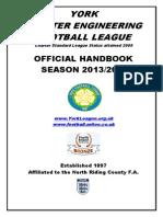 ymel 2013-14 handbook